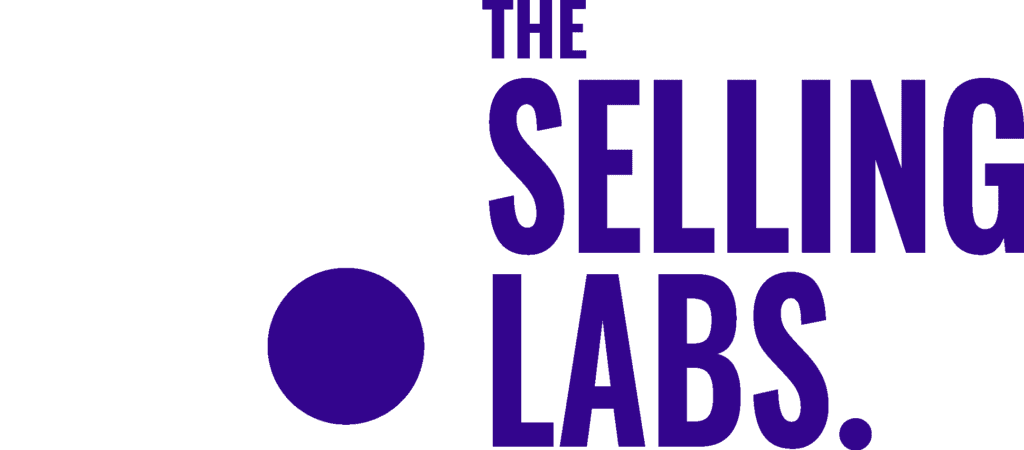 Footer Logo of The Selling Labs