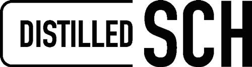 Distilled SCH - Official Logo