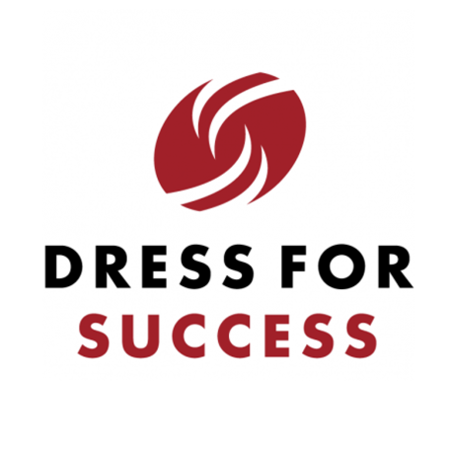 Dress for Success Logo - The Selling Labs