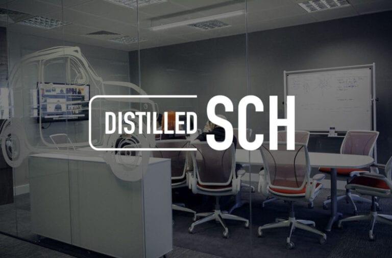 Case Study of Distilled SCH