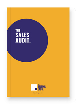 The Sales Audit - The Selling Labs