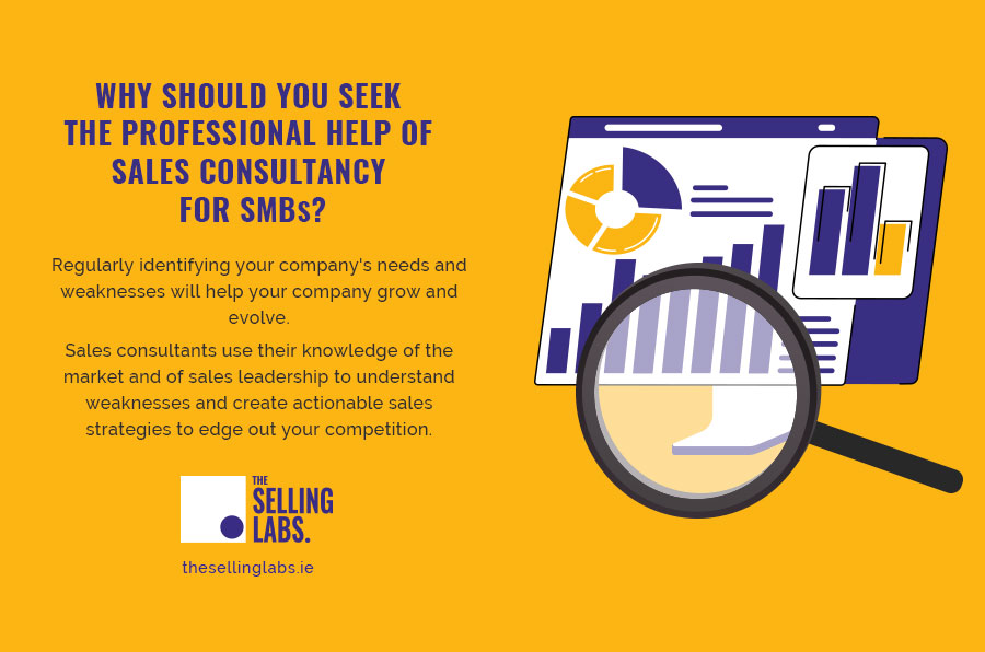 Professional Sales Consultant SMBs - Selling Labs