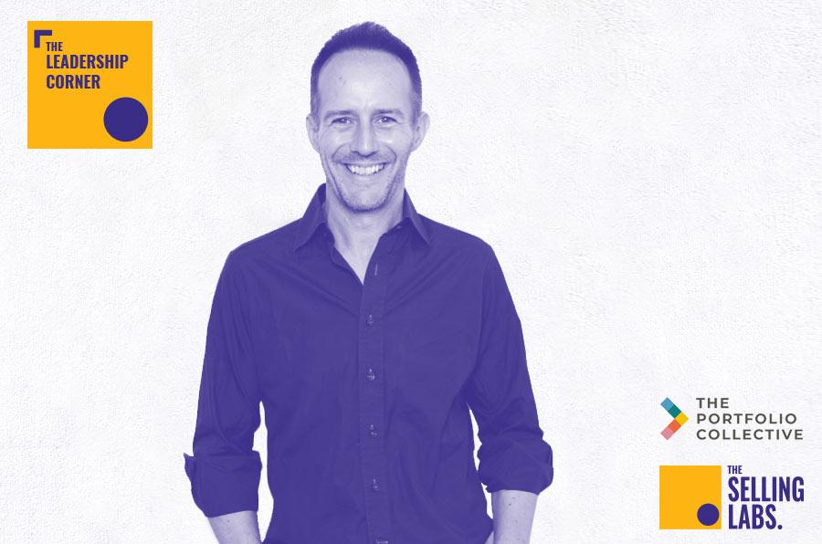 Leadership Corner - Portfolio Career - Ben Legg The Portfolio Collective