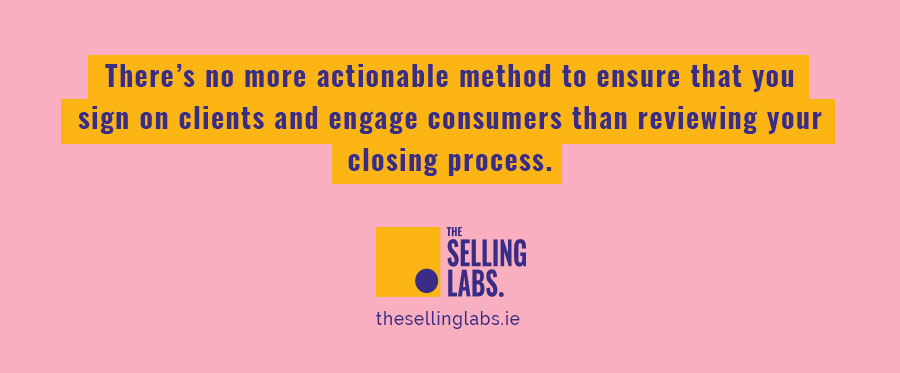 Selling Labs - Sales Consultant - Engage Consumers
