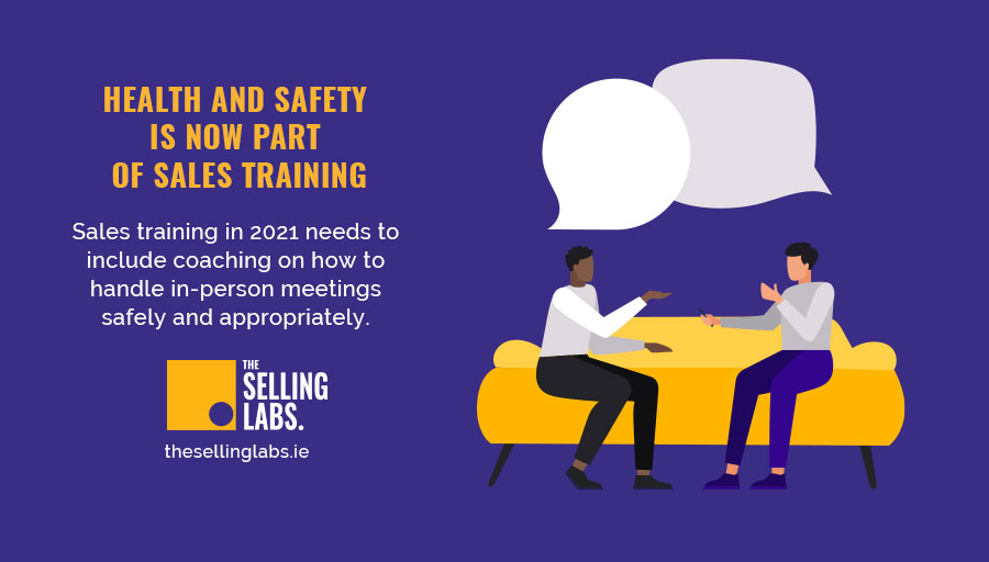 Health Safety Sales Training - Selling Labs Sales Consultant
