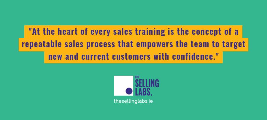 SaaS Sales Training - Sales Consultancy Selling Labs