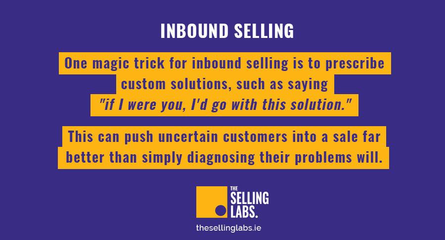 Inbound Selling - Sales Methodology