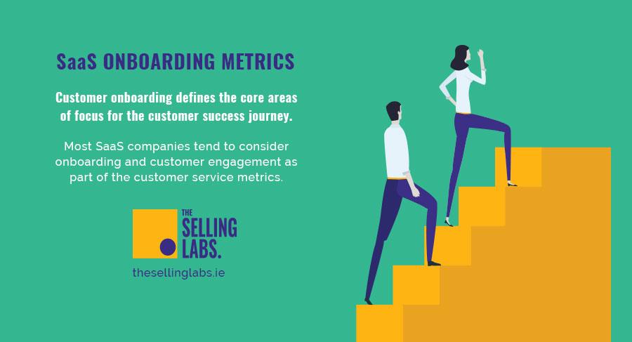 SaaS Onboarding Metrics - Selling Labs